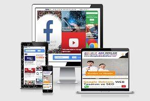 Kurumsal Profesyonel Web Tasarımı